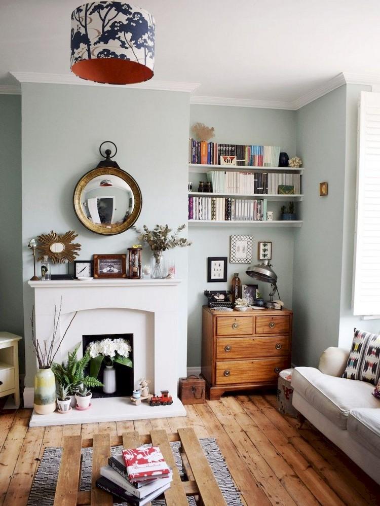 79 + Interesting Bohemian Style Modern Living Room Decor Ideas