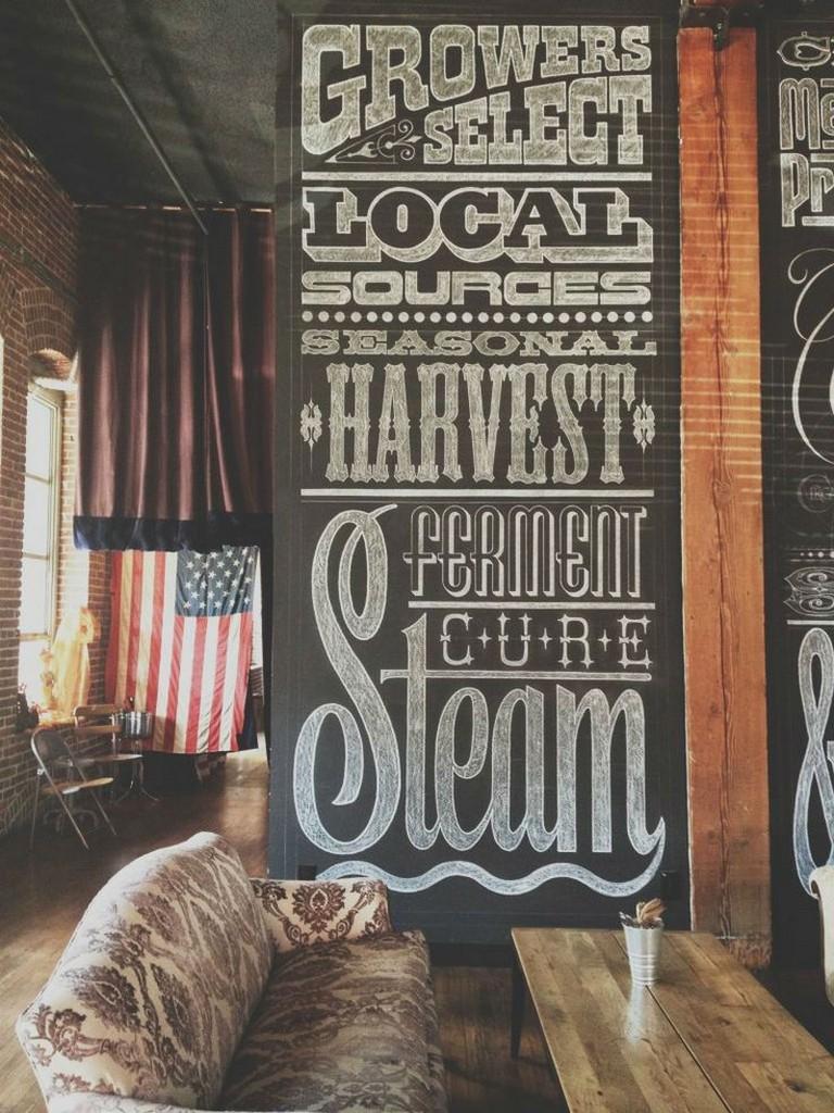 25 Good Chalkboard Room Divider Design Ideas