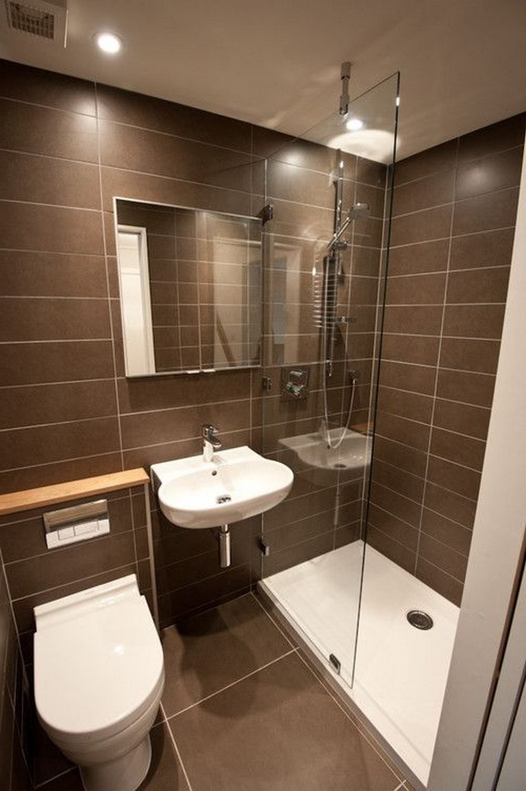 45 good small bathroom design examples  page 34 of 58