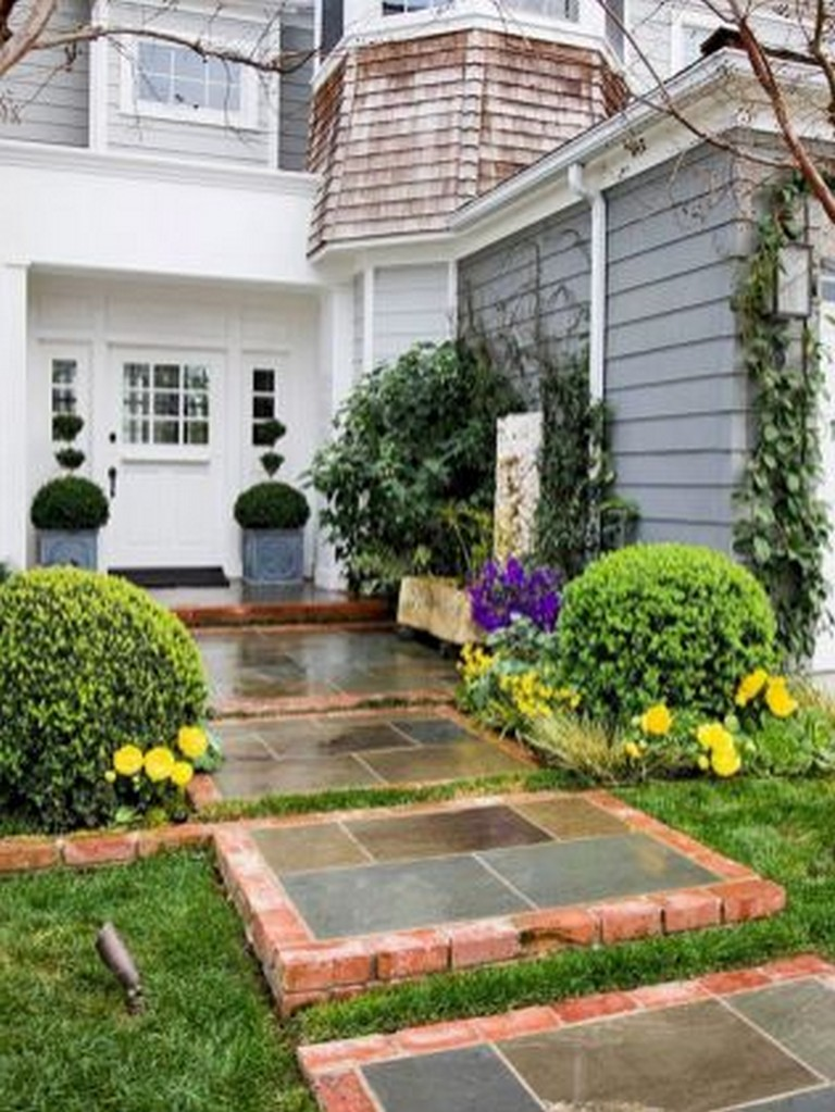 70 Cool and Beautiful Front Yard Landscaping Ideas - Page ...