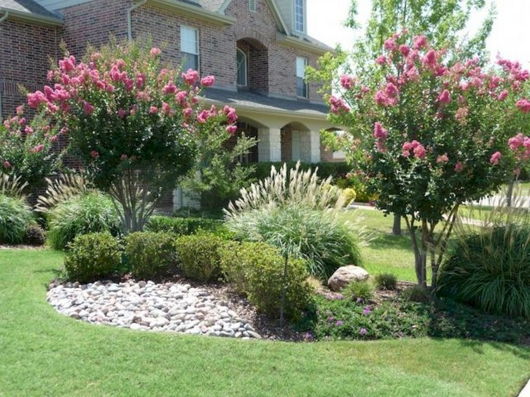 70 cool and beautiful front yard landscaping ideas